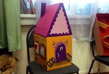 Handmade probs / For teaching kids  Helen Doron Early English
