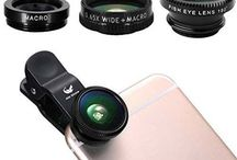 Top 10 Best Cell Phone Camera Lens for Smartphone in 2016 Reviews