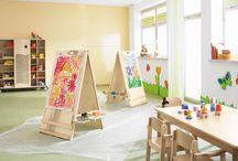 kindergarten Einrichten