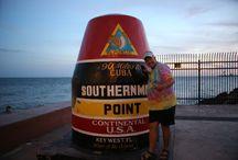 The Florida Keys / From Key Largo to Key West Spring Break 2013 Florida, USA / by David Heath
