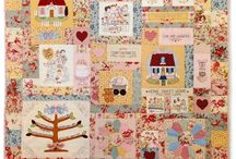 All things Red Brolly / Red Brolly stitchery, quilting designs and free printables / by Red Brolly Quilt designers