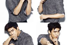 Taecyeon (2PM) / Ok Taec-yeon; born: 27 December 1988; South Korean actor, rapper, singer, and entrepreneur; member of 2PM