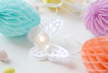 Light Strand / Projects made with and inspired by our Light Strand collection; part of the We R Memory Keepers DIY Party line