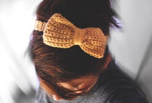 crocheting ideas - accessories