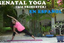 Yoga (rutina para embarazadas)