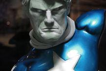 P010 Bucky Barnes Captain America