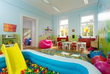 Creating a playroom for the kids