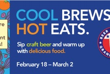 Cool Brews. Hot Eats. / by Experience Grand Rapids Michigan