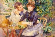 Artist - Pierre-Auguste Renoir
