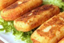 Croquettes de pommes terre