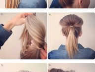 Long Hair Ideas / Ideas of colour, cuts, celebrities and styling for long hair inspiration.