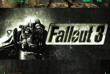 The Fallout Gamer / The Great War brought nuclear apocalypse to the world and now humanity is slowly putting the whats left back together.