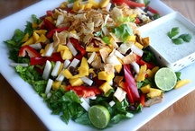 Salads / by Rebecca Ray