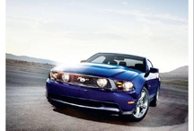 2012 Mustang Brochure / by Denny Andrews Ford Sales