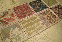 DIY old cards
