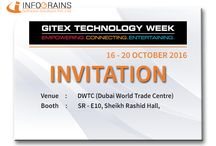 We're getting ready to make our big #GITEXtechnologyweek debut!
