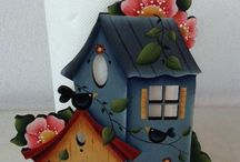 pintura country... / by Sonia Poveda