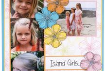 CARDS & SCRAPPING / I don't scrapbook or make cards but I love to see what others have done.