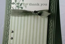 Cards Envelopes and Tags / by Kristina Jackson