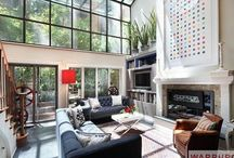 NYC | Residential / Luxury residential interiors and outdoor spaces