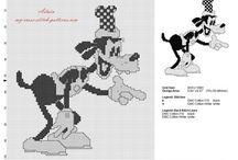 Ponto de Cruz / Gráficos para Ponto de Cruz ~ apenas gráficos free ou links para compra.  / by Silvia Shigueo