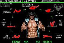 best home workout routine / best workout plan