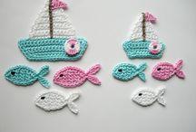 Crochet Appliqués