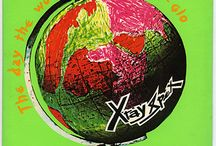 Punk 7'' covers