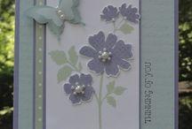 Cartões artesanais