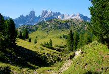 Paesaggi / Foto di paesaggi visitati durante alcune escursioni