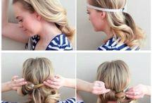 Vlasy & líčení