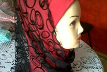 Trendy Hoodeeni's / scarves