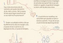 10 Dicas / Dicas sobre Viagem, Lua de Mel, Casamento, Saúde, Meio Ambiente!