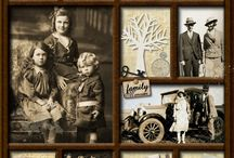 Top scrapbooking pages - digital / Oh to be skilled enough to do these pages!!