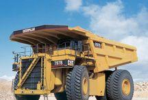 CAT Machinery and Equipment