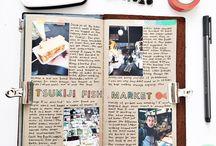 Journals....ʕु•̫͡•ʔु (~‾ ‾)~