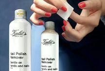 KULIT'S - Nail Polished Removal / Nail Polish Remover, 250 ml Lembut di tangan dan kuku