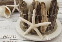 Drift wood decor