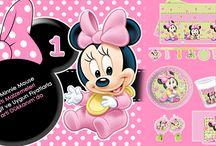 Baby Minnie Mouse > 1 Yaş (İlk yaşım) Parti Malzemeleri / Baby Minnie Mouse > 1 Yaş (İlk yaşım) Parti Malzemeleri ve doğum günü süsleri bol çeşit ve uygun fiyatlarla www.partidukkanim.com'da #babyminniemouse #babyminniemousepartisüsleri #babyminniemousepartimalzemeleri #babyminniemousedoğumgünüsüsleri #babyminniemousetemalıpartikonsepti #babyminniemousepartikonsepti #babyminniemousetemalıdoğumgünüpartisi #babyminniemousepartikonsepti #baby1yaşminniemousedoğumgünüsüslemeleri #1yaşminniemousedoğumgünüseti