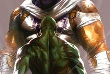 Super Heroes / by Juan Miranda