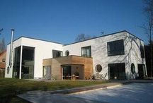 Maison contemporaine et loft