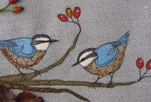 птицы везде