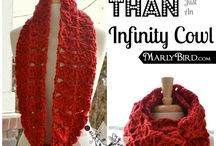 FREE CROCHET PATTERNS / by Marly Bird
