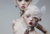 Doll parts / by Glen Velez