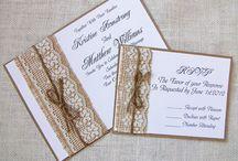 Invitation Inspiration / by Denise Edwards
