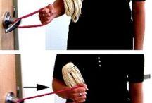 Shoulder Stretch and Strengthen