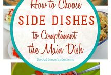 Side Dishes / by Paula Kaye