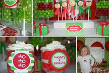 Christmas-party ideas / by Michelle Robison