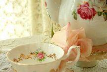 vintage china / by Jenny Tonkin