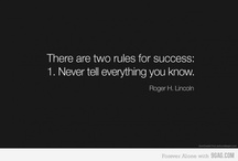 quotes on success. / by Becky Miller Hodapp